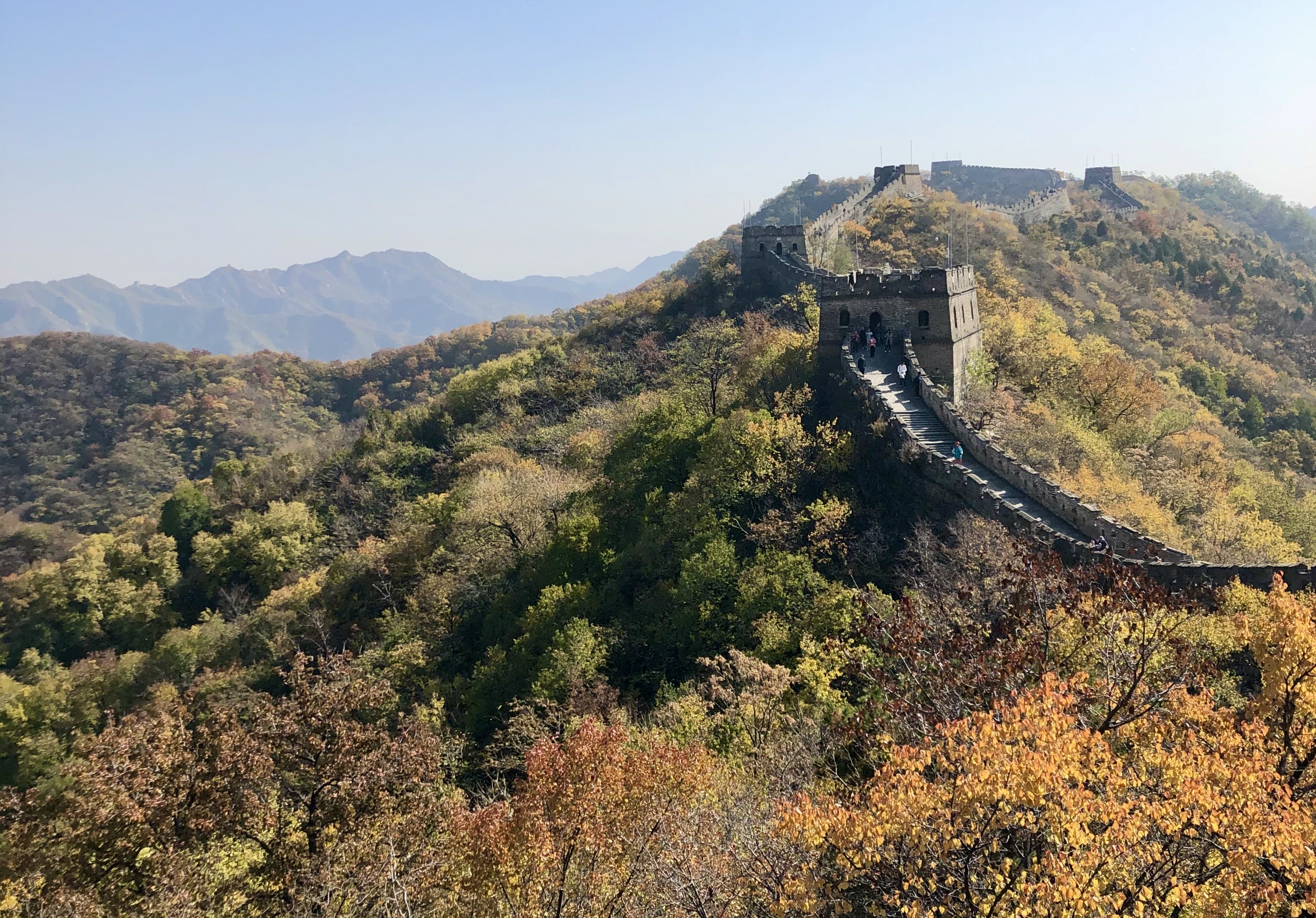 The Great Wall of China: Visiting One of the World's Seven Wonders