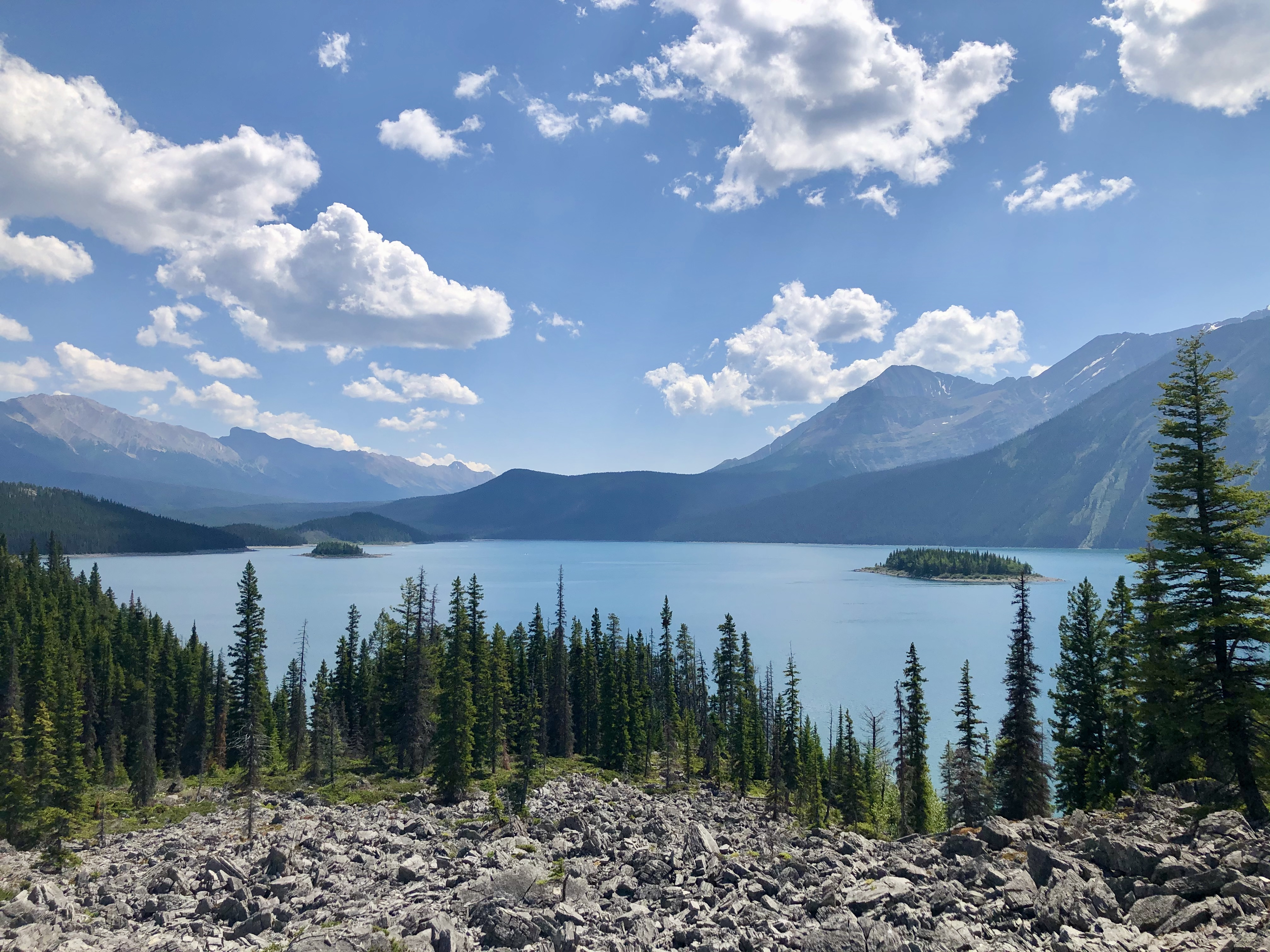 Hiking the Loop Around Upper Kananaskis Lake, Peter Lougheed Provincial Park